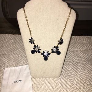 Beautiful Black J. Crew Statement Necklace