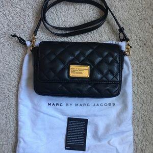AUTHENTIC Marc Jacobs Black Crossbody Bag