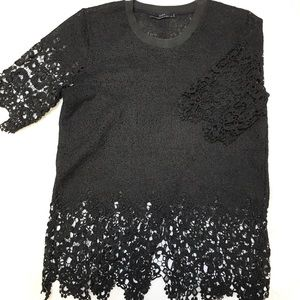 Lace Zara Top