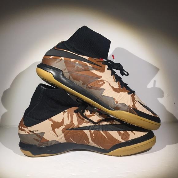 Nike mercurialx proximo ic camo, nike free rn distance