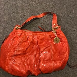 orange fun Elle Bag!