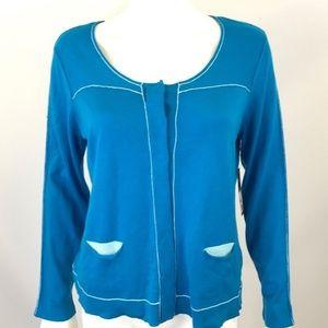NIC+ZOE  Sweater Cardigan