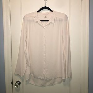 Aritzia Wilfred Button Up