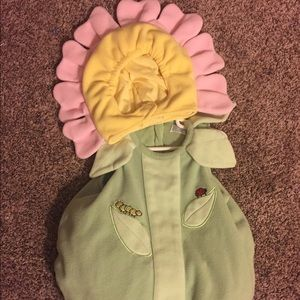 12-18 month children's place flower costume