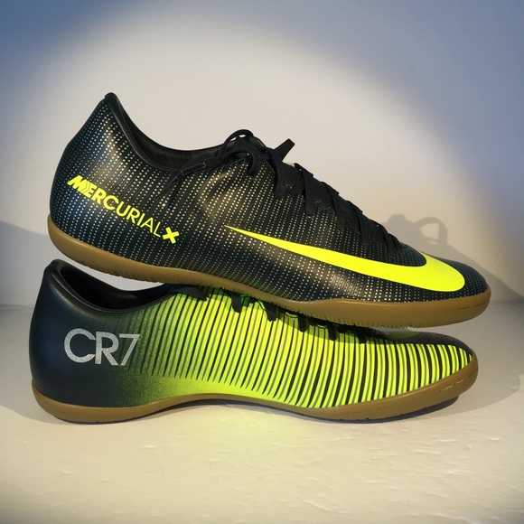 timeless design 243cd d7a7e Nike MercurialX Victory VI CR7 Indoor Soccer Shoes NWT
