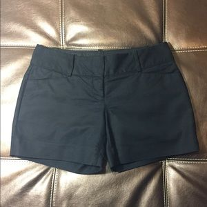 Black Limited Shorts