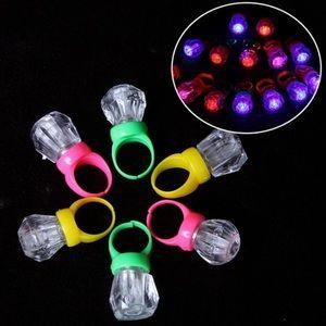 Jewelry - ⭐️Nee list! ⭐️ Set of 3 LED rings!