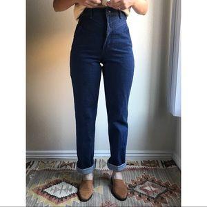 Vintage✨Wrangler bareback high waist jeans