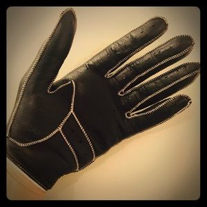 Accessories - Gorgeous Vintage Kid Leather Driving Gloves