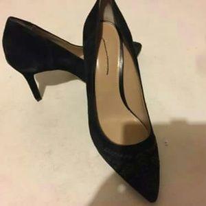Black Pump Shoe