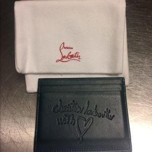 Christian Louboutin Card Case