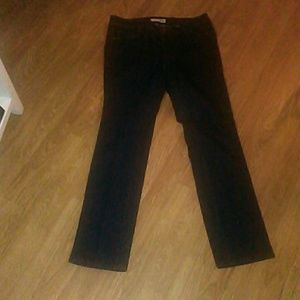Ann Taylor Loft Jeans sz 6 Modern Straight