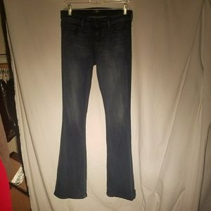 """MOTHER JEANS  """"THE CRUISER"""", size 28"""