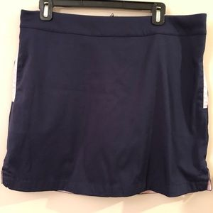 Vineyard Vines Navy Size 12 Performance Skirt