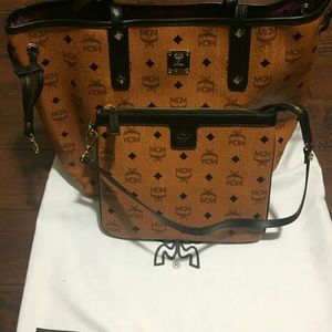 Mcm purse and tote 2017 authentic