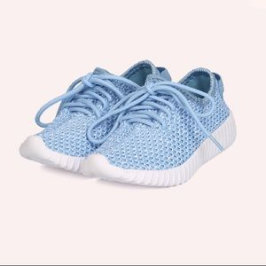 Other - Baby blue sneaks