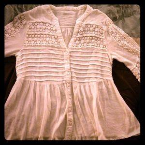 White Blouse size S.