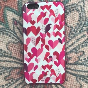 Kate Spade ♠️ iPhone 6+ case