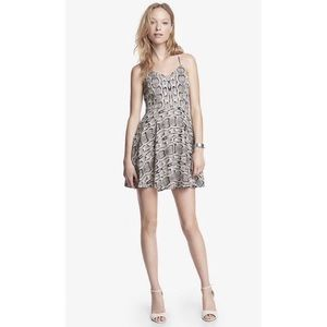 Express Python Print Dress