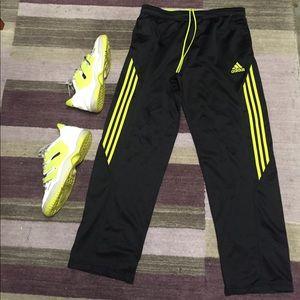 Adidas sweatpants large