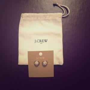 J CREW EARRINGS