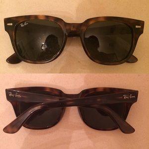 "Ray-Ban ""Meteor"" Sunglasses."
