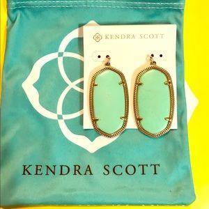 Kendra Scott - Danielle Earrings - Mint