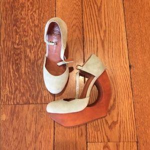 Jeffrey Campbell Handmade Havanna Shoe