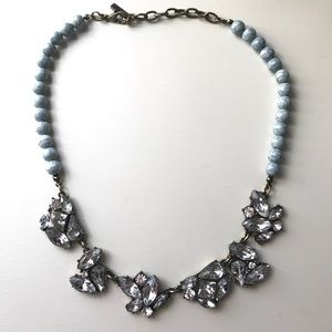 Bauble Bar by Target Crystal Statement Necklace