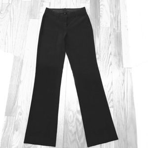 Black theory pants polyester/wool