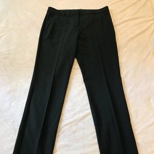 Theory suit pants - chic, straight leg