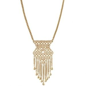 New Stella & Dot Alila Lace Necklace