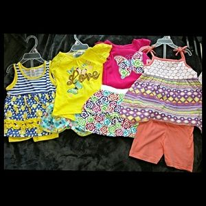 Other - 4/ 24month Summer OUTFIT SETS, NWT!