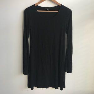 Cute Black Swing Dress