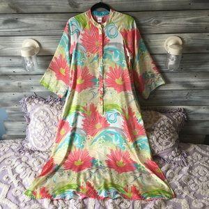 Vintage Natori Gown/Housecoat