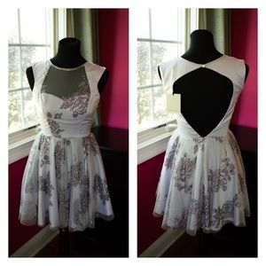 Lashes of London NWT Lilac Dress