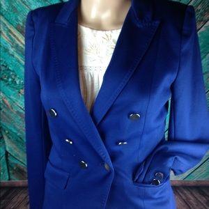 H&M Bright Blue Blazer