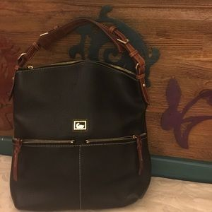 Dooney & Bourke pebble leather