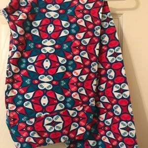 LuLaRoe TC Leggings Americana