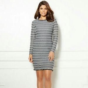 NY and COMPANY Eva Mendes Sweater Dress!