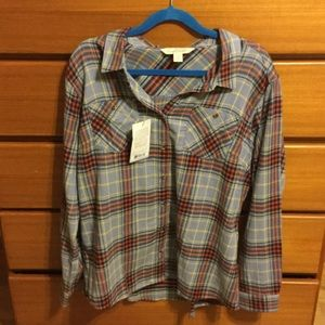 Men's XXL guide series flannel.