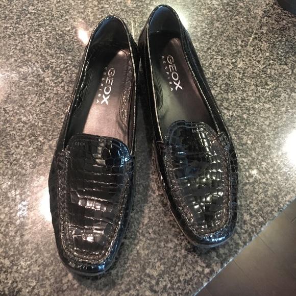 100% hohe Qualität groß auswahl Modestil von 2019 Geox Respira Loafers Size 38