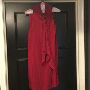 Silk DVF dress