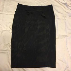 Bebe Pencil skirt size 6