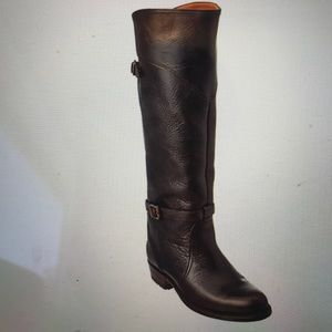 Frye Dorado Leather Riding boots
