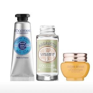 L'Occitane Sephora Exclusive Moisture Trial Set