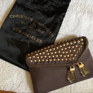 Christian Audigier Shoulder Bag