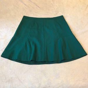 Gorgeous color J. Crew skirt