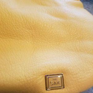 Sak purse, excellent condition.