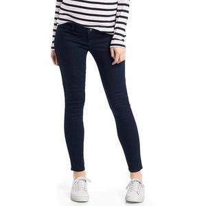 NEW Gap Maternity Inset Panel Easy Legging Jean